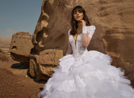 20 abiti da sposa che costano 30mila euro (da vedere solo in foto)