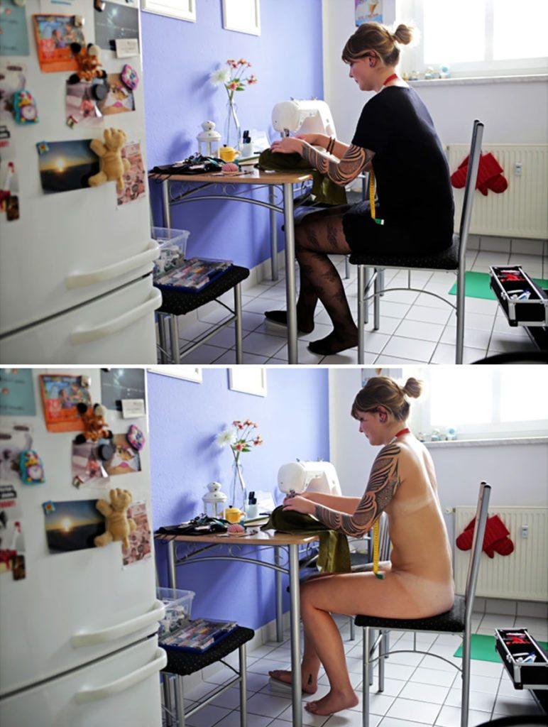 Nudi o vestiti? Come cambiamo con o senza abiti e perché è bello così