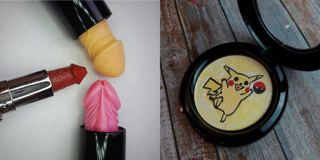 I 18 prodotti di make up più trash che abbiate mai visto