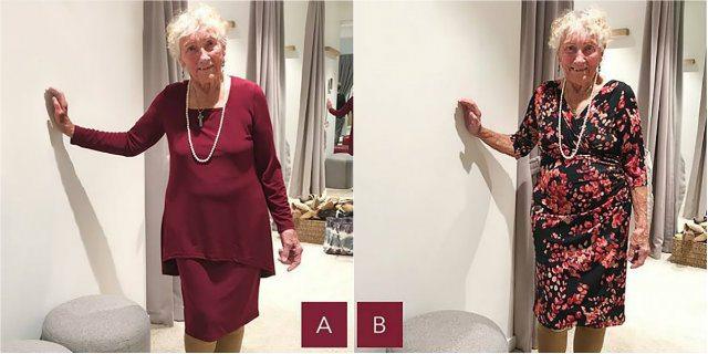 Mi aiutate a scegliere il mio abito da nozze: A, B, C o D?