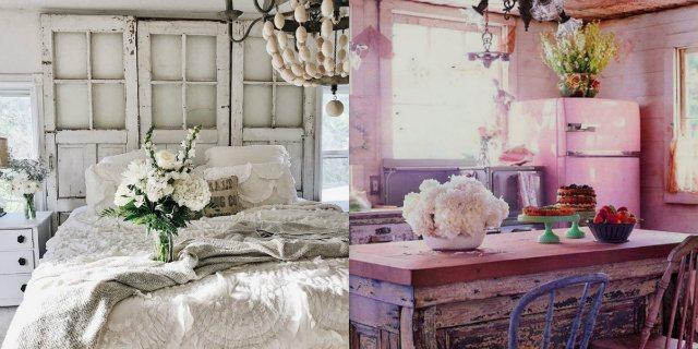 Stile provenzale arredamento romantico ed elegante roba for Provenzale arredamento