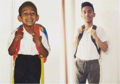 Primo VS ultimo (ultimissimo) giorno di scuola