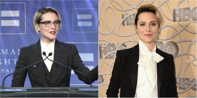 """Evan Rachel Wood sulla bisessualità: """"In un mondo che vuole cambiarci, restiamo noi stessi"""""""