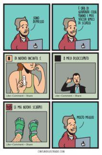 40 ironiche (ma non troppo) verità sulla vita moderna