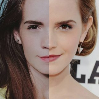 Questa ragazza dice di essere la sosia di Emma Watson
