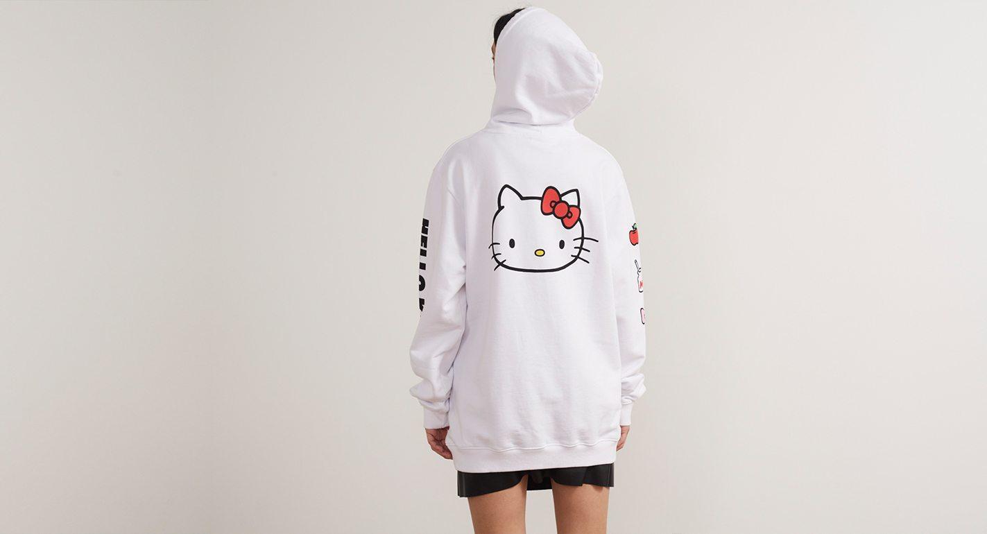 Tutte pazze per la nuova collezione Hello Kitty