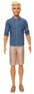 Ora anche Ken ha tanti nuovi corpi e look diversi