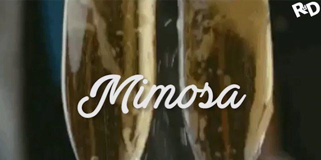 Gli aperitivi per vere signore: Mimosa e Bellini