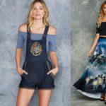 Questa collezione di abbigliamento ispirata a Harry Potter è davvero carina