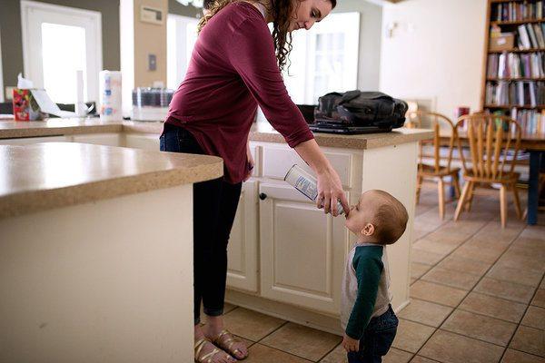 Il genitore perfetto? Non esiste. Ecco 30 immagini che lo dimostrano