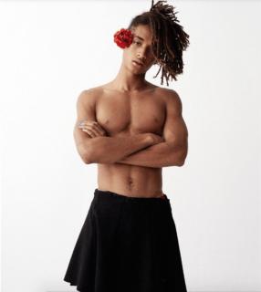 """L'assoluta libertà di Jaden, figlio di Will Smith, cresciuto """"senza genere"""""""
