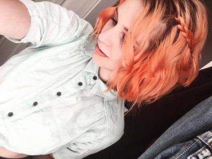 Tangerine è il colore capelli dell'estate