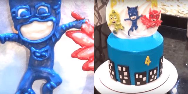 La torta dei Super Pigiamini che farà impazzire tutti i bambini
