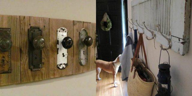Appendiabiti fai da te: 10 idee originali per la tua casa