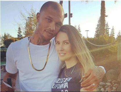 """Divorzio per Jeremy, la moglie dell'ex detenuto sexy: """"Mi ha spezzato il cuore"""""""