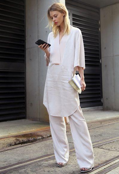Vestiti + pantaloni: 8 idee perfette per il trend dell'estate