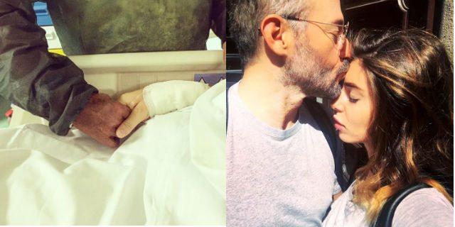 Max Biaggi, la promessa al padre e quelle parole per Bianca Atzei