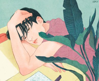 """""""Touch"""": il lato intimo dell'amore in 15 illustrazioni erotiche"""
