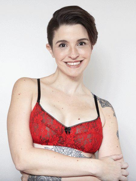 La lingerie per donne sopravvissute al tumore al seno
