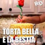 Come realizzare questa torta della Bella e la Bestia (video tutorial)