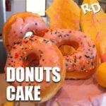 Donuts cake: ricetta (con video) passo passo