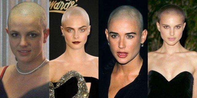 Kristen Stewart e altre 17 star che hanno deciso di rasarsi i capelli a zero (o quasi)