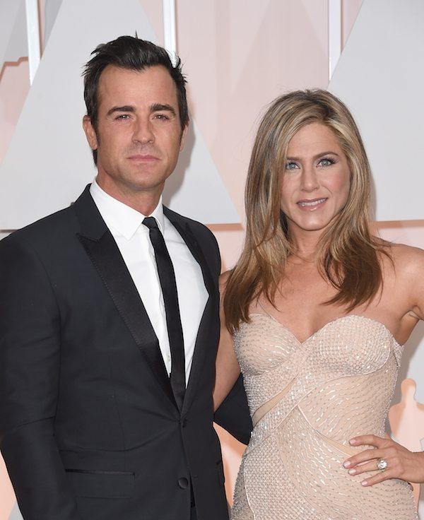 """Justin Theroux: """"Ecco il segreto dell'amore tra me e Jennifer Aniston"""""""
