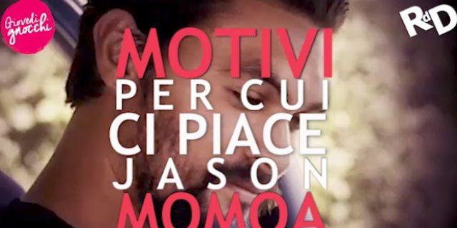 Bello e dannato: ecco perché ci piace Jason Momoa!