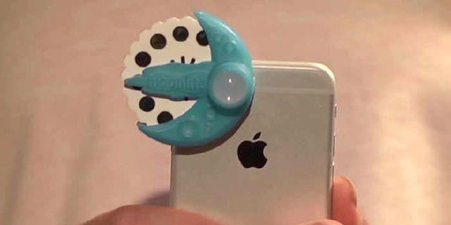 Moonlite, il proiettore di storie per bambini per iPhone