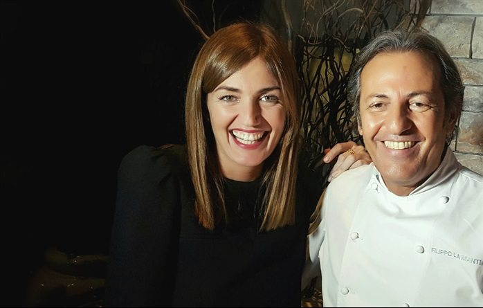 Chiara Maci, la food blogger diventa di nuovo mamma