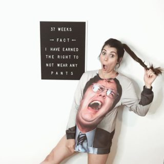 """Come sono """"davvero"""" le ultime settimane di gravidanza in immagini"""