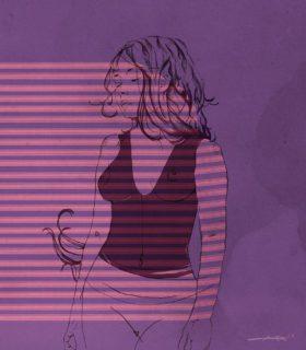 """""""Vi disegno cosa significa vivere con una malattia degenerativa rara"""""""