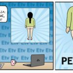 Se la vita di una donna fosse... un fumetto