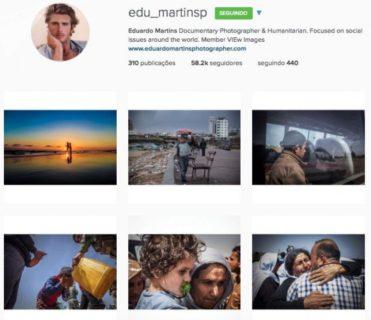 Eduardo Martins, il fotoreporter bellissimo e famosissimo che ha beffato il mondo