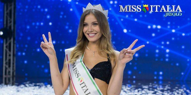 Miss Italia 2017: la più bella è Alice Rachele Arlanch e vive in un paese di 14 abitanti