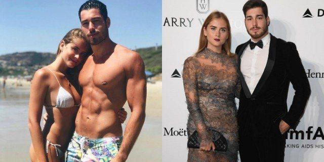 """Chi è Luca Vezil, il sexy fidanzato dell'""""altra Ferragni"""""""