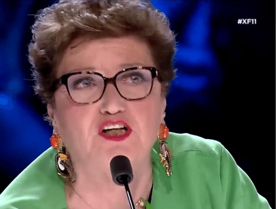 X-Factor 11: le lacrime dei giudici e le parolacce di Mara Maionchi