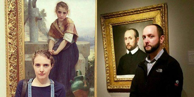 26 persone che al museo hanno scoperto la loro vita precedente