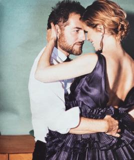 """""""Non ho capito quanto stesse male"""" il dolore di Filippa Lagerback per Daniele Bossari"""