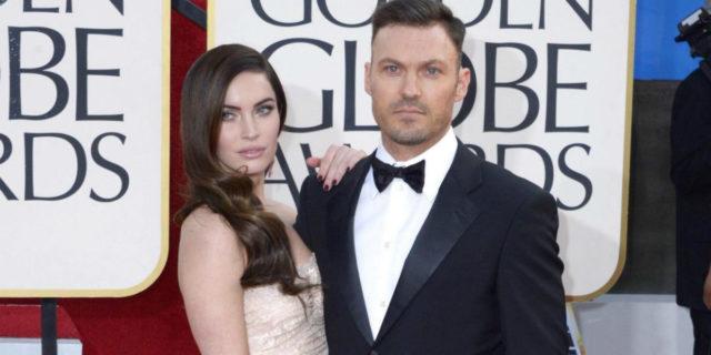 L'amore di Brian Austin Green per i figli che lo aiuta nel divorzio da Megan Fox