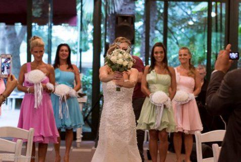 """""""Sì, mi voglio"""": è Laura la prima sposa single d'Italia"""