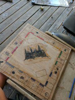 """""""Ho creato un Monopoli a tema Harry Potter e vi spiego come fare"""""""