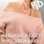 Il rivoluzionario body a costine che sembra un maglione