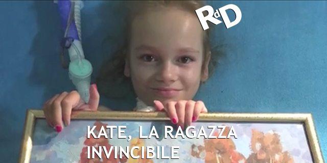 La ragazza invincibile che ha fatto della sua malattia un quadro
