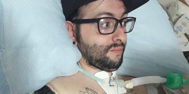 """Più forti della SLA. Il messaggio dj Andrea Turnu: """"Aiutateci, contro questa malattia bastarda"""""""