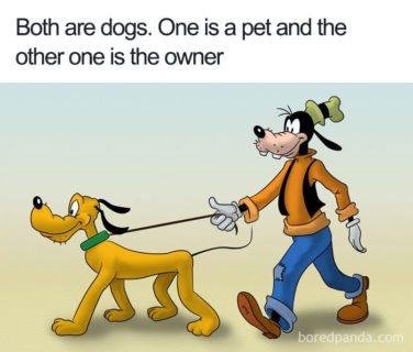 La logica assurda dei cartoni animati in 40 immagini esilaranti