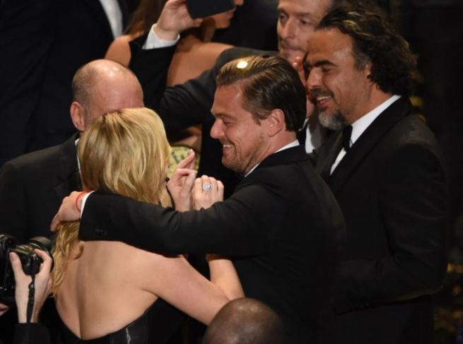 """Kate Winslet: """"Leonardo Di Caprio mi ha cambiata"""", storia di un'amicizia"""