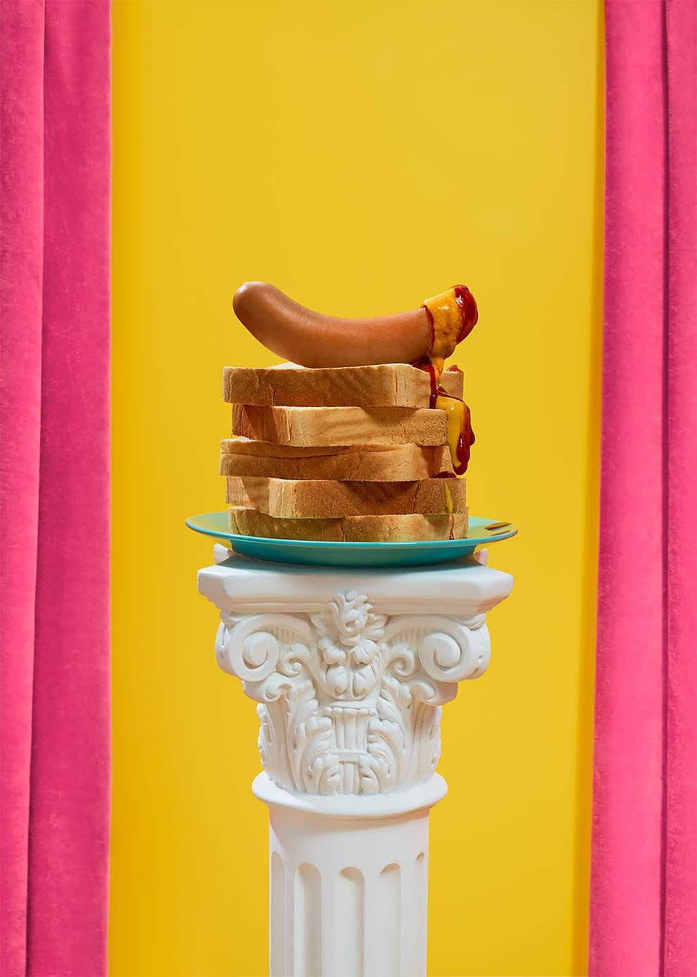 Sexy come... un bigné: la sensualità dell'eros e del cibo