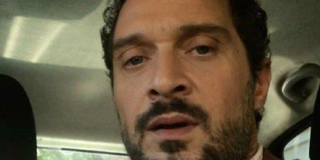"""""""Io, Francesca Barra e i suoi figli minacciati di morte"""" racconta l'attore disgustato su Instagram"""