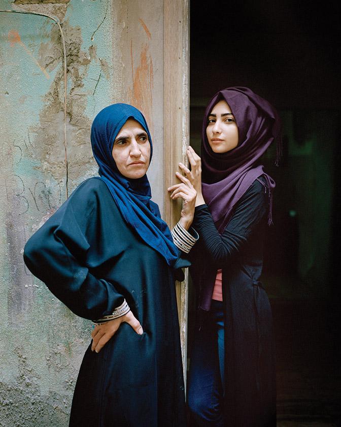 """""""Unspoken conversation"""": conversazione, in immagini, tra madri e figlie"""